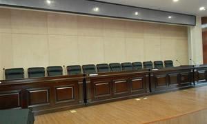 长春某市人民法院会议室3